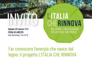 L'Italia che rinnova - Invito 23 marzo