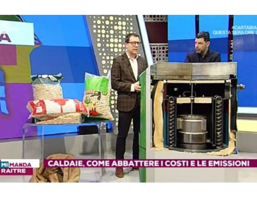 4 febbraio 2020 – Valter Francescato (direttore tecnico AIEL) a Mi Manda Raitre